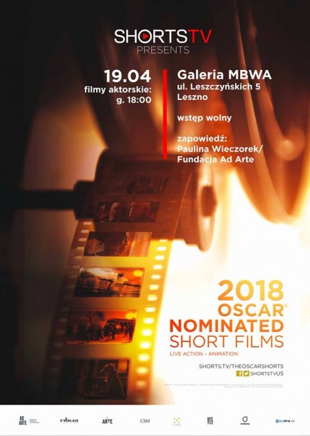 OSCAR® NOMINATED SHORTS 2018
