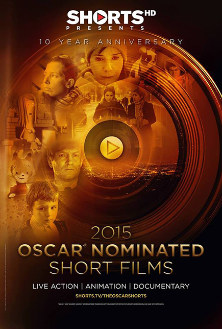 OSCAR® NOMINATED SHORT FILMS 2015